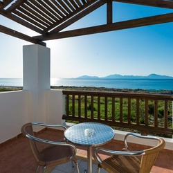 Gaia Royal Hotel - Family Room - Sea view Balcony