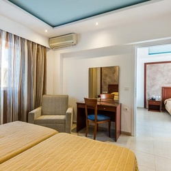 Gaia Royal Hotel - Family Room