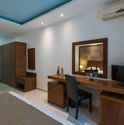 Superior Double Room - Gaia Village Hotel