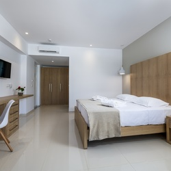 Gaia Palace - Double Deluxe Room