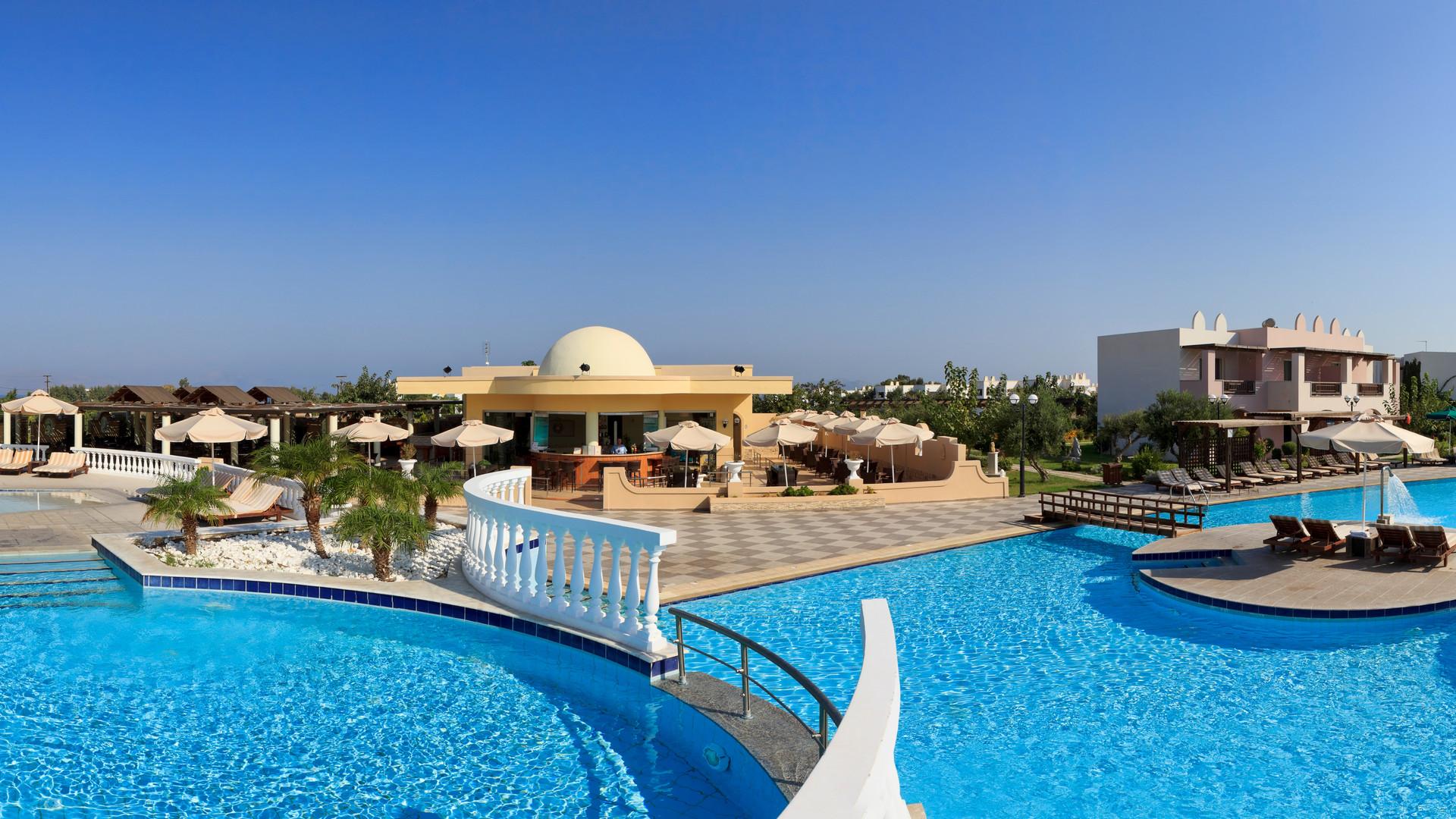 Gaia Palace Hotel Mastichari Kos Island Facilities